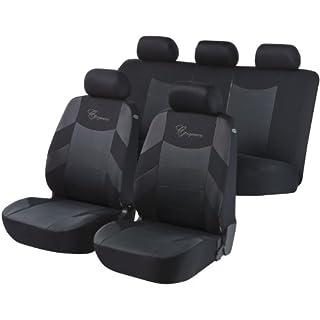 RAU Universal Schonbezug Sitzbezug grau, Fahrzeug siehe Text