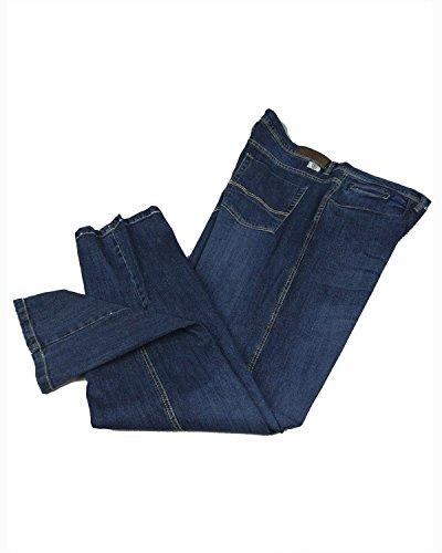Maxfort easy 1103 pantalone jeans elasticizzato uomo taglie forti (54)