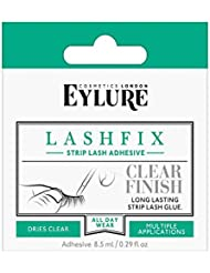 Eylure Lashfix Strip Lash Adhesive 8.5 ml Clear Finish