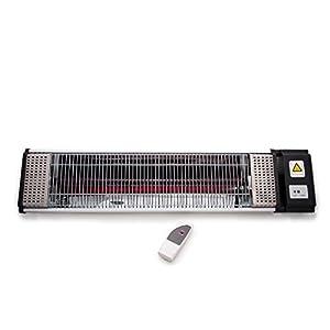Airel Estufas Infrarrojos Control Remoto| Estufas Eléctricas | Estufas Infrarrojos Exterior | Radiador Eléctrico…