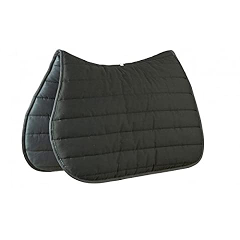 Roma Reversible Softie All Purpose Pad Black/Grey Full
