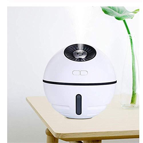 SunLively Humidificador de Aire Aroma Difusor de Aceite Esencial USB Humidificador Mist Fogger Maker Led Light For Car
