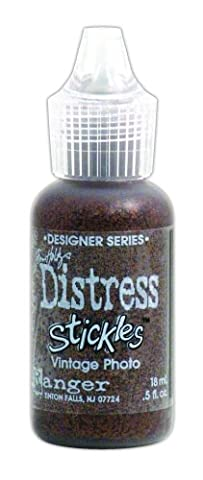 Ranger Tim Holtz Distress Stickles, Vintage Photo