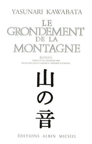 Le grondement de la montagne (Collections Litterature) por Yasunari Kawabata