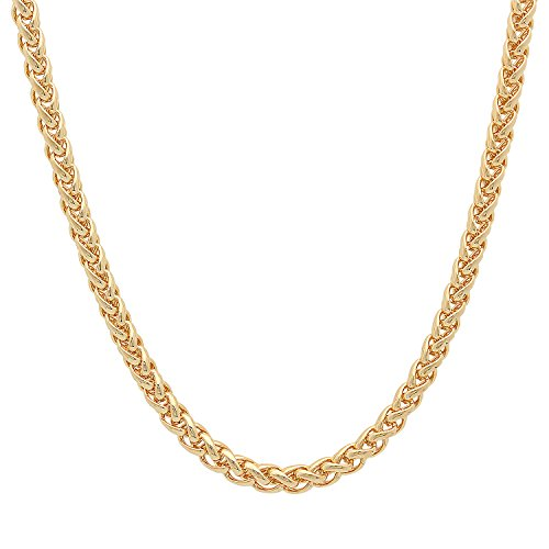 32mm-14k-gold-plated-wheat-chain-necklace-91-cm