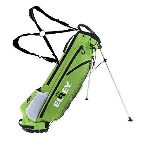 Elrey Golf 7 Inch Lite Stand Bag Multi Colour (NEON/White)