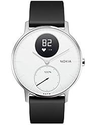 Nokia Steel HR Hybrid Smartwatch - Fitnessuhr mit Herzfrequenz- & Aktivitätsmessung