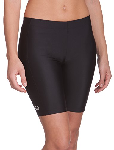 IQ-Company Damen Bikinihose IQ UV 300 Shorts Watersport, Schwarz, M, 663122_2800