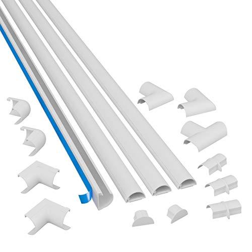 Imagen de Organizador de Cables D-line por menos de 25 euros.