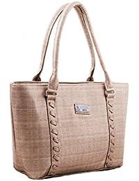 BFC- Buy For Change Fancy Stylish Beige Elegant Women's Handbags