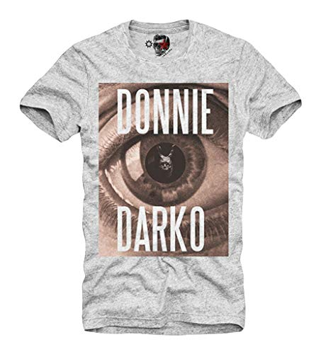 E1Syndicate T Shirt Donnie Darko Jaws Halloween Jason Crystal ()