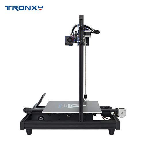 TRONXY XY-3PRO 3D-Drucker Filamentsensor, Druckwiederaufnahme, automatische Nivellierung, Unibody-Konstruktion mit 3,5-Zoll-Touchscreen Große Druckgröße 310 * 310 * 330 - 3