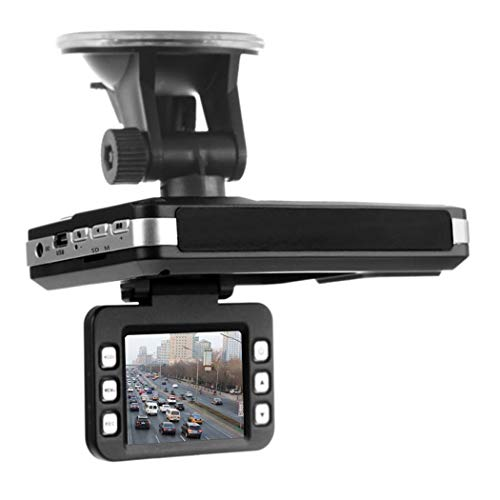 "SSCJ Car Dash Cam, 2""Full HD 1080P Light Dash Kamera-Recorder, 120 Grad Weitwinkel-Videorecorder Dashcam mit WDR, G-Sensor, Nachtsicht"