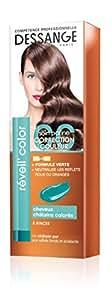 Dessange - Réveil'Color Soin Patine Correction Couleur Pour Cheveux Châtains Colorés - 125 ml