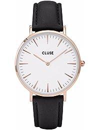 Watch Cluse La Bohème Rose Gold White / Black CL18008