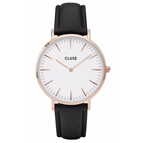 Watch Cluse La Bohème Rose Gold White / Black CL18008