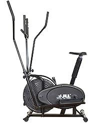 Home Elliptical 2 in 1 Cross trainer exercise bike CT100, 2016