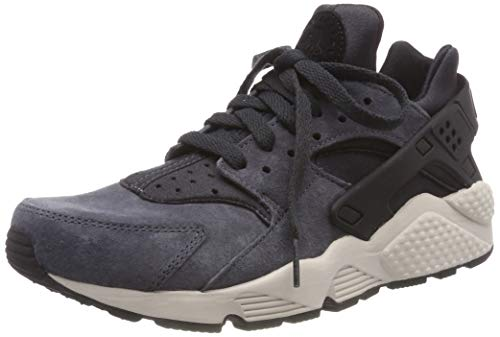 huge discount 113b3 79856 Nike Herren AIR Huarache Run PRM Fitnessschuhe Mehrfarbig (Anthracite Light  Bone Black 016)
