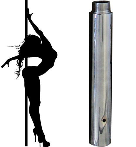 1 x Profi Tanzstangenverlängerung 250mm für Ø 45mm Gogo Pole Dance Tabledance Strip Stange Static + Spinning Tanzstange Balett Zuhause Stangentanz Extension Von Baumarktplus (Dance Für Stangen Zuhause)