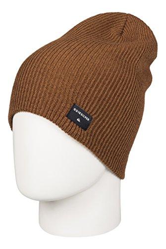Quiksilver Herren Hat Cushy Slouch M Hat, Braun, One size (Quicksilver-kleidung)