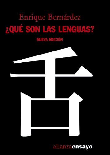 Que son las lenguas? / What are the languages?