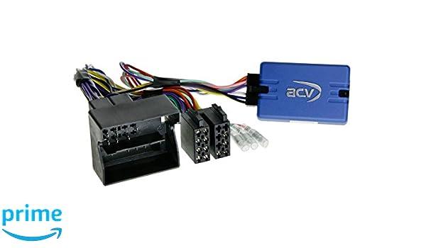 ACV 42/ II 2009/ /306//_ 5/Pioneer Steering Wheel Remote Control Adaptor LFB Renault Twingo /2014, /RN/