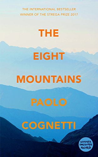 The Eight Mountains Book Cover
