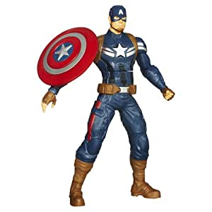 Captain America Shield Throwing 10 Electronic Action Figure