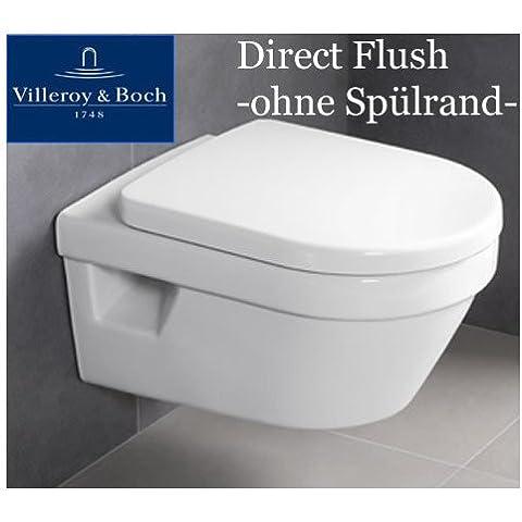 Villeroy & Boch Omnia Architectura directf Lush–sin bordes Ceramicplus + asiento de inodoro * sin cierre *