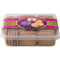 POLKA HIGH Fibre Atta Cookies Biscuit , Whole Wheat Biscuit ,400 Gm
