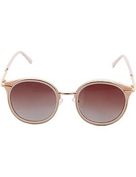 Ogobvck La mujer es la moda moderna espejo polarizada uv400 gafas gafas gafas de sol sexy Cateye