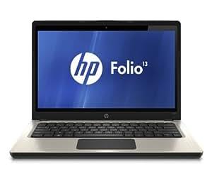 "HP- Folio 13-1010ef Ultrabook 13 "" (33.02 cm) LED brillant Core i5 2467M RAM 4096 Mo 128 Mo SSD Windows 7 Métal acier"