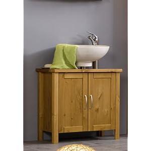 Waschbeckenunterschrank hängend holz  Waschbeckenunterschrank Hängend Holz | Deine-Wohnideen.de