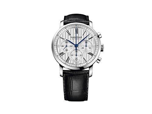 Montre Automatique Louis Erard Excellence, Argent, 42mm, Chrono, 71231AA01.BDC51