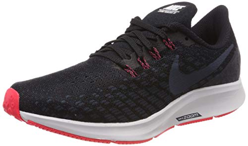 innovative design c6ed4 0bbef Nike Air Zoom Pegasus 35, Zapatillas de Running para Hombre, Negro (Black