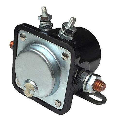XZANTE 12V Starter Elektro Magnetisches Relais Schütz Schalter Motor Teile Für Ford Jeep Lincoln Mercury 1958-1991 -
