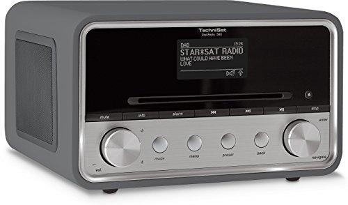 TechniSat DigitRadio 580 DAB+ und Spotify Connect anthrazit - 4