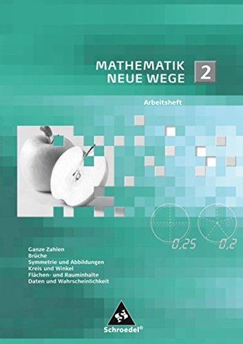 Preisvergleich Produktbild Mathematik Neue Wege SI: Arbeitsheft 2