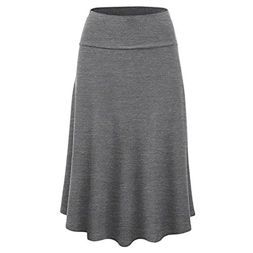 aaa83a1e75 Cortas mujer verano faldas tubo de moda faldas tul mujer faldas altas de cintura  faldas acampanadas
