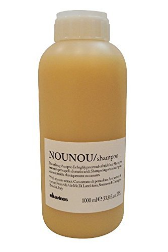 DAVINES NOUNOU Haircare Shampoo, 1er Pack (1 x 1 kg) (Conditioner Und Shampoo Spender)