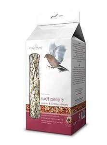 Chapelwood Suet Pellets (peanut & Sunflower Hearts) by Chapelwood