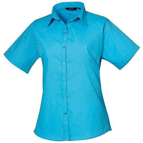 Premier - Chemisier - Femme Mediados De Azul