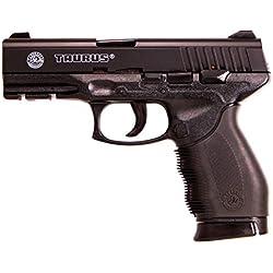 CyberGun Airsoft-Pistolet à Billes Taurus PT24/7 à Ressort-génération 2-Puissance: 0,5 Joule