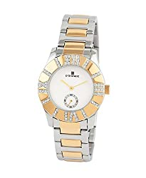 DSIGNER Analog Watch For Women (665TM.1)