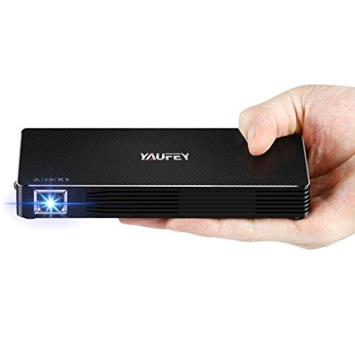 Mini Vidéoprojecteur, Yaufey DLP 1000 Lumens...