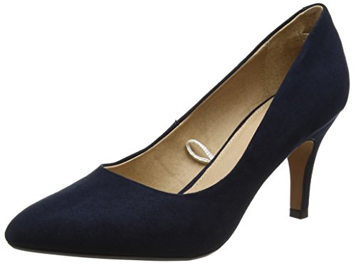 Lotus Damen Dulcie Pumps, Blau (Marineblau), 39 EU