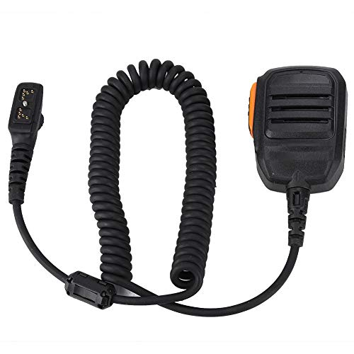 EgalBest 2 Pin Handheld Speaker Microphone Mic Replacement for Baofeng Kenwood TYT Radios Walkie Talkie UV-5R Accessories Car Electronics Accessories