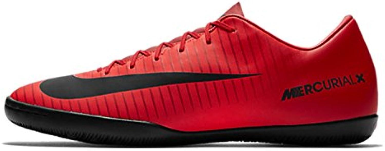 Nike Altai GTX, Zapatillas de Fútbol para Hombre, Multicolor (University Red/Black-Bright CR), 42.5 EU