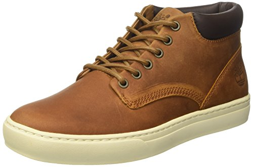 Timberland Men's Adventure 2.0 Cupsole Chukka Boots, Glazed Ginger Roughcut, 10.5 UK