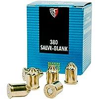 FIOCCHI munizioni a salve 50 cartucce cal 380 9mm per scacciacani LIBERA VENDITA